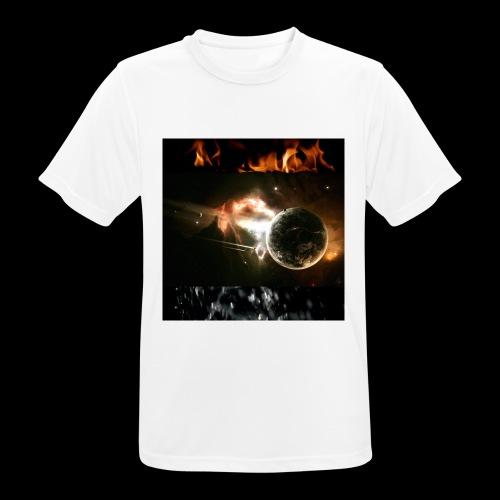 éléments principaux - T-shirt respirant Homme