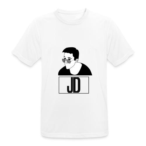 John Dollar Nuovo MERCH - Maglietta da uomo traspirante