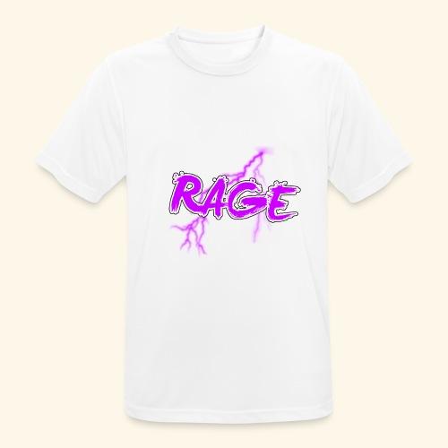 Logo rage - T-shirt respirant Homme