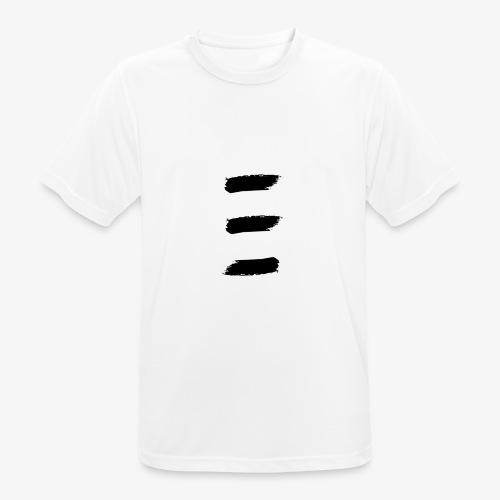 FRAMED32 - Maglietta da uomo traspirante