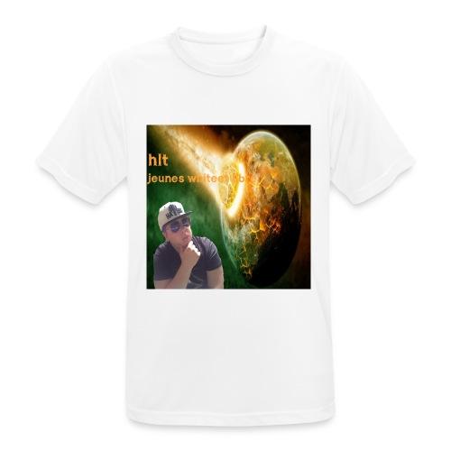 te -shirt pochette ablum HLT - T-shirt respirant Homme