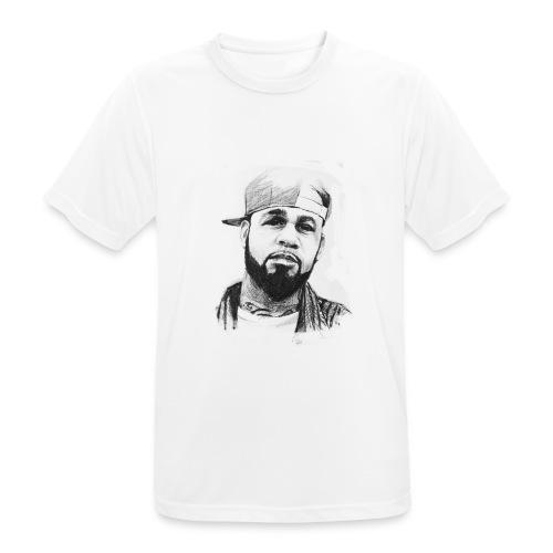 El B - Camiseta hombre transpirable
