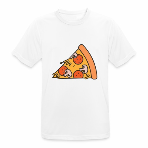 LSonG pizza pic - Männer T-Shirt atmungsaktiv