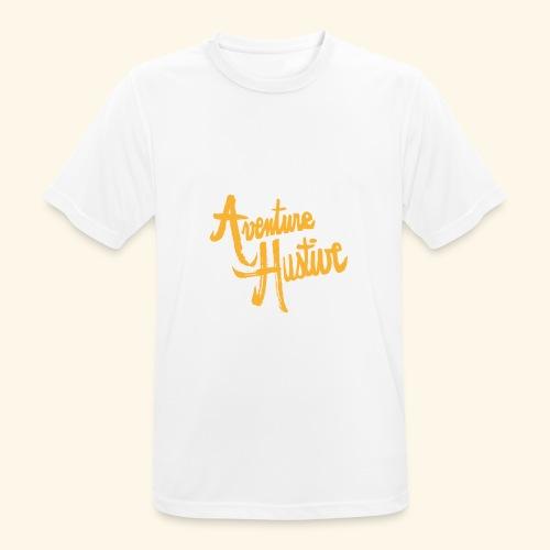 AventureHUstive - T-shirt respirant Homme