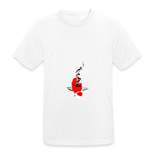 Sanke V - Männer T-Shirt atmungsaktiv