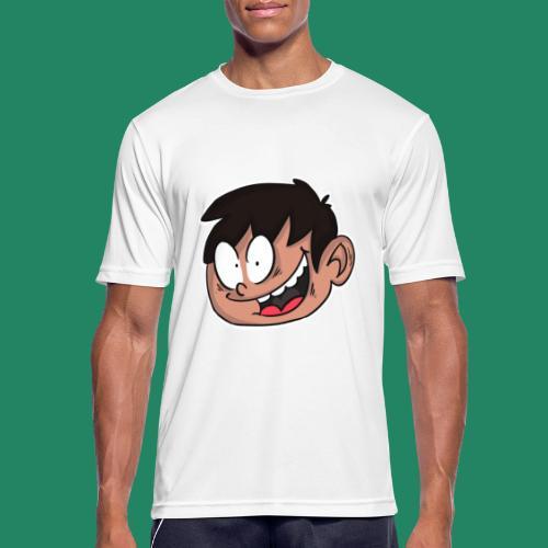 Comic Head - T-shirt respirant Homme