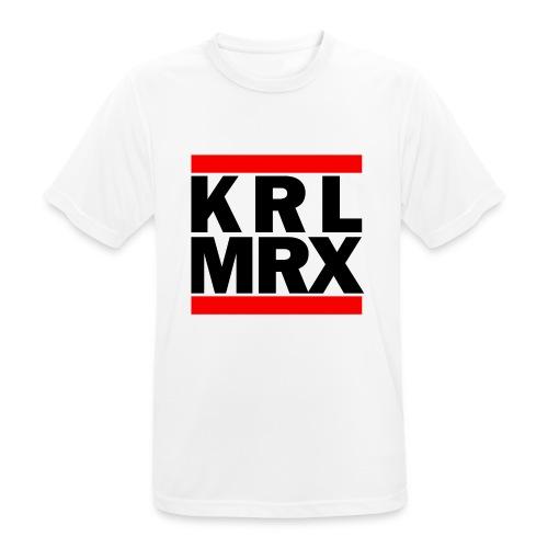 Krl Mrx | Karl Marx | T-Shirt - Männer T-Shirt atmungsaktiv