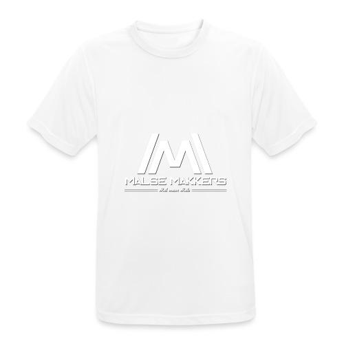 Malse Makkers - Mannen T-shirt ademend actief