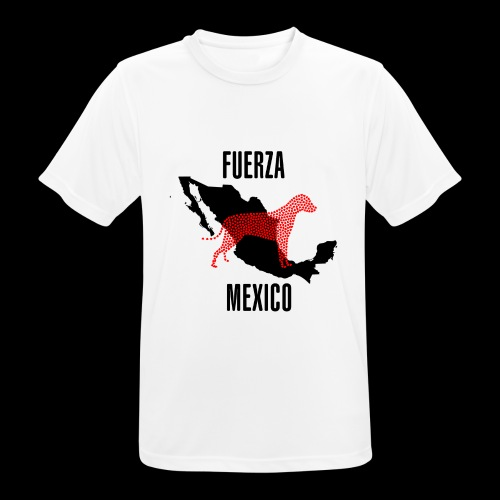 FUERZA MEXICO - Camiseta hombre transpirable
