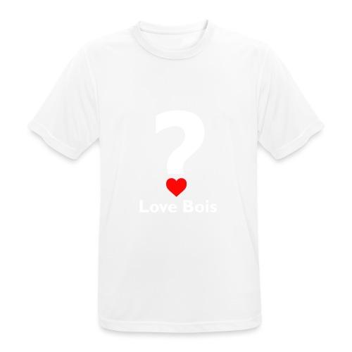 Logo 2 - Herre T-shirt svedtransporterende