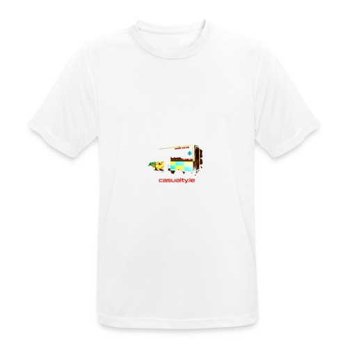 maerch print ambulance - Men's Breathable T-Shirt