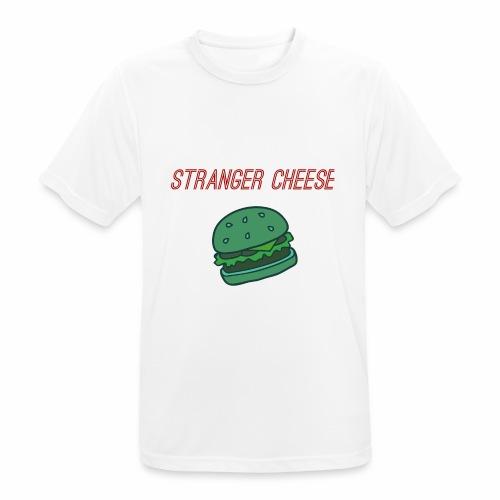 Stranger Cheese - T-shirt respirant Homme