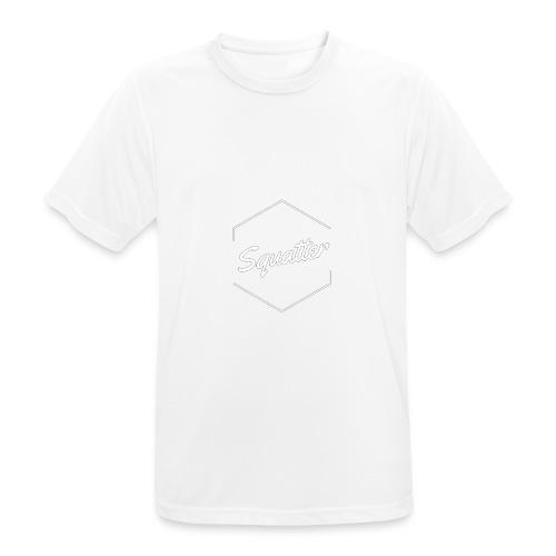 SquatterNew - Männer T-Shirt atmungsaktiv