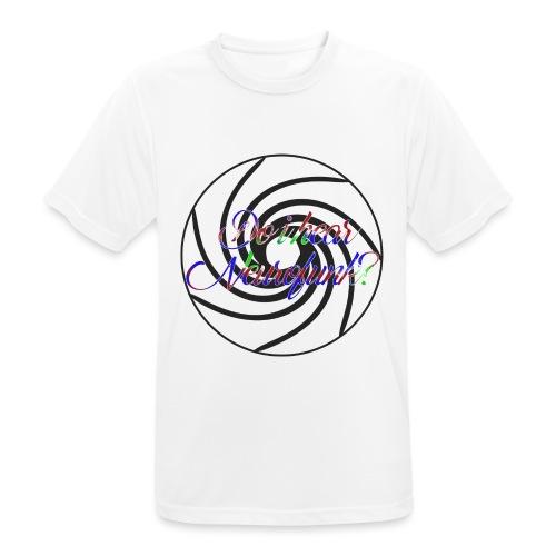 Do I hear Neurofunk? - Männer T-Shirt atmungsaktiv