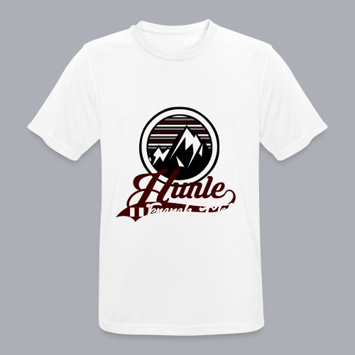 Hunle Graphic Mountain N°1 - T-shirt respirant Homme