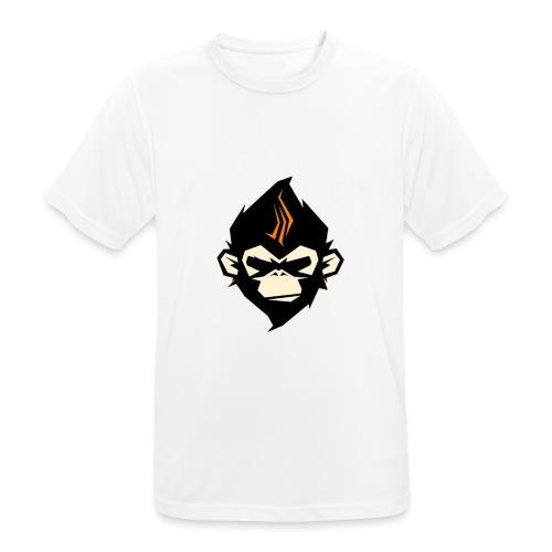 MonkieGames - Mannen T-shirt ademend actief