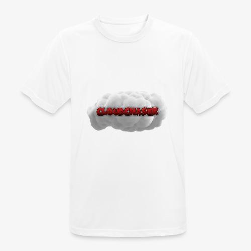 Cloudchaser Logo - Männer T-Shirt atmungsaktiv
