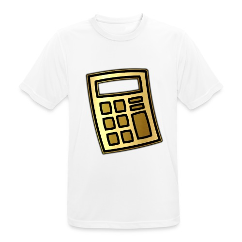 zakrekenmachine - Men's Breathable T-Shirt