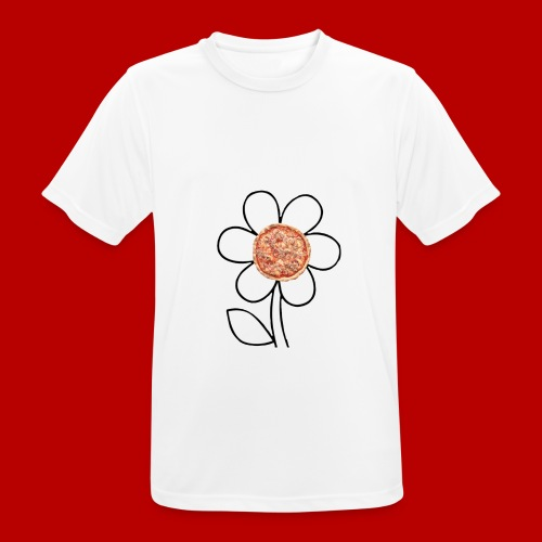 Pizzaflower Edition - Männer T-Shirt atmungsaktiv