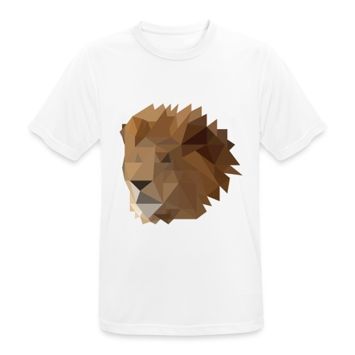 Löwe - Männer T-Shirt atmungsaktiv