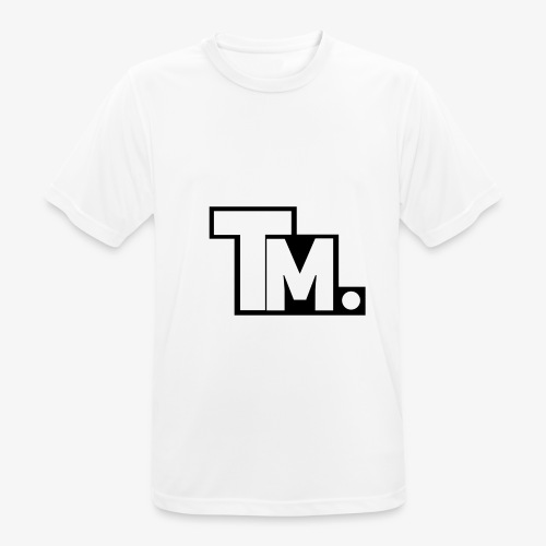 TM - TatyMaty Clothing - Men's Breathable T-Shirt