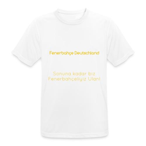 Fenerbahçe Deutschland - Männer T-Shirt atmungsaktiv