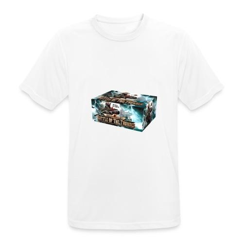 Battle of the Thunder - Männer T-Shirt atmungsaktiv