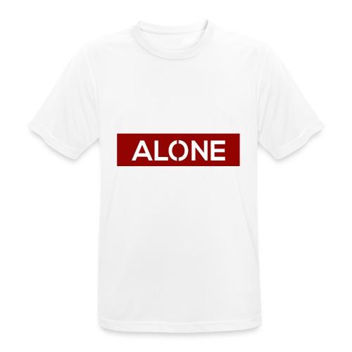 Alone RED Edition - Maglietta da uomo traspirante