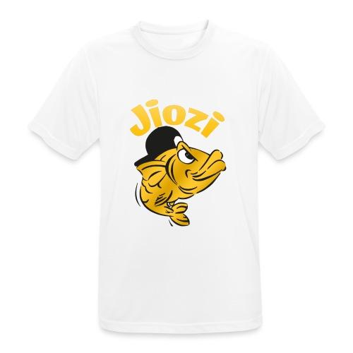 Jiozi Official Logo - Maglietta da uomo traspirante