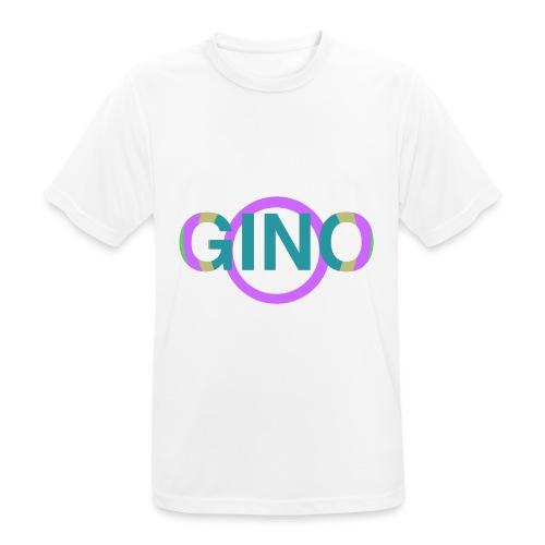 Gino - Mannen T-shirt ademend actief