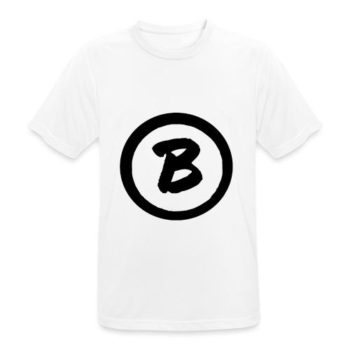bluezed_ zwart - T-shirt respirant Homme