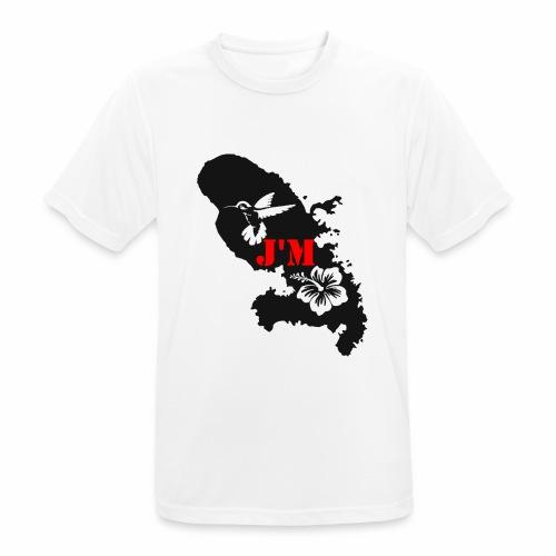 J'M La Martinique - T-shirt respirant Homme