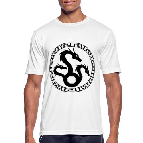 Hydra - Men's Breathable T-Shirt