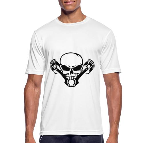 Design 1 - Männer T-Shirt atmungsaktiv