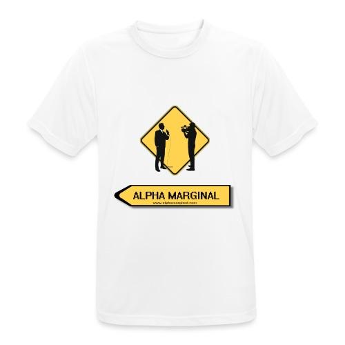 Alpha Marginal - T-shirt respirant Homme