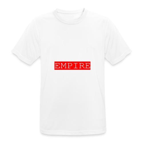 EMPIRE - Maglietta da uomo traspirante