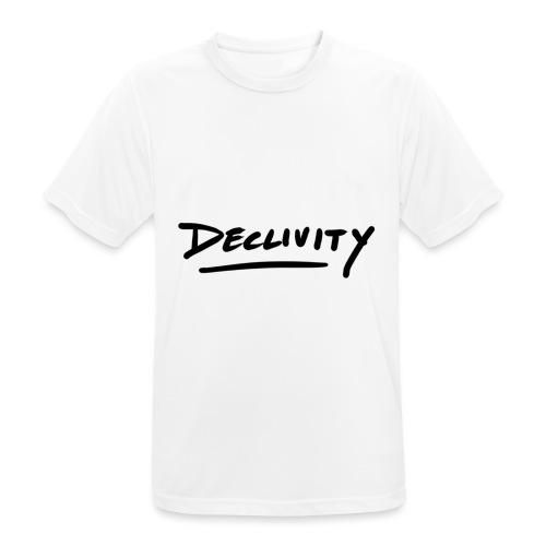 Projekt 2 svart - Andningsaktiv T-shirt herr