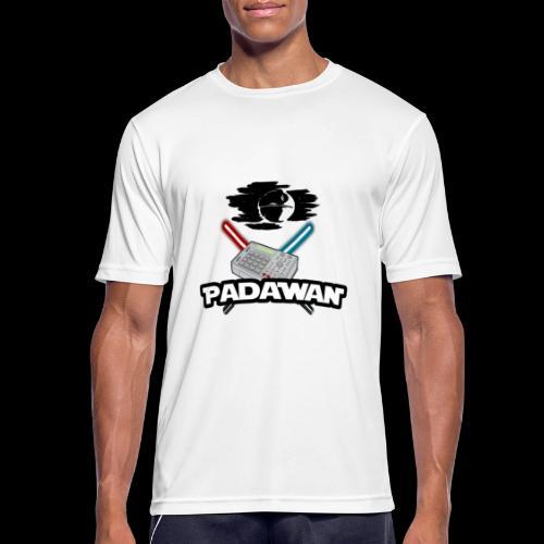 Padawan Noir - T-shirt respirant Homme