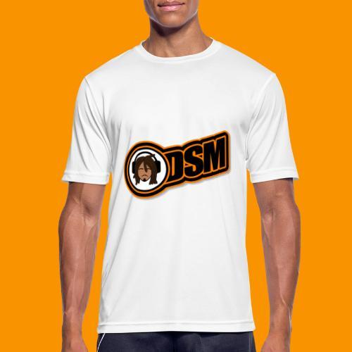DSM - T-shirt respirant Homme