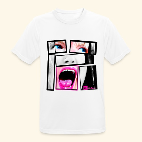 expo26b2 Unbreakable - T-shirt respirant Homme
