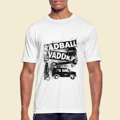 Radball | Vaddr - Männer T-Shirt atmungsaktiv