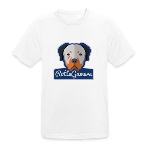 Original RotteGamers Hoodie Logo - mannen T-shirt ademend
