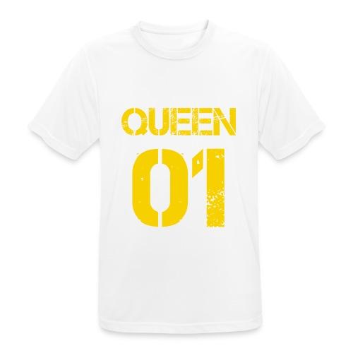 Queen - Koszulka męska oddychająca