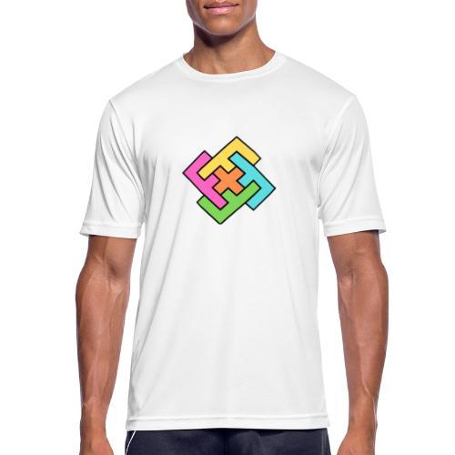 team force - Andningsaktiv T-shirt herr