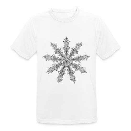 Magic Star Tribal #4 - Men's Breathable T-Shirt