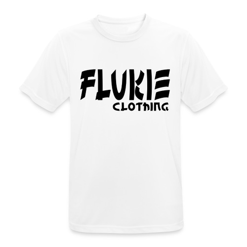 Flukie Clothing Japan Sharp Style - Men's Breathable T-Shirt