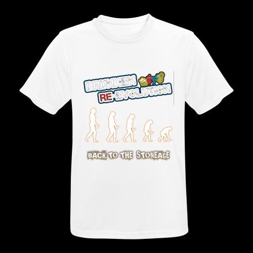 FalkenSteinar Re-Evolution - Männer T-Shirt atmungsaktiv