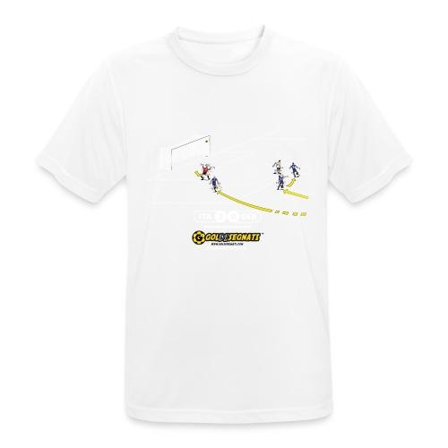 ITA GER 2-0 2006 - Maglietta da uomo traspirante