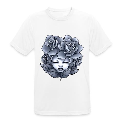 Flower Head - T-shirt respirant Homme