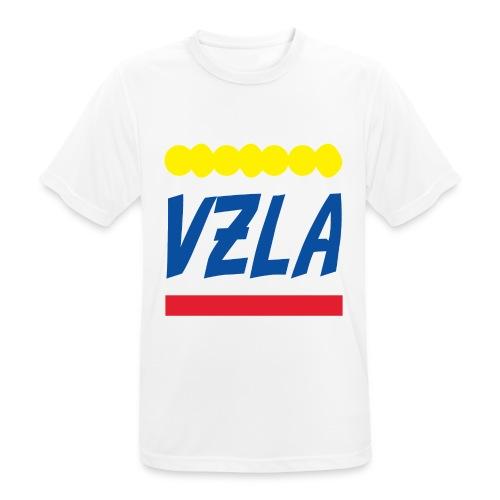 vzla 01 - Camiseta hombre transpirable